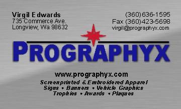 Prographyx Logo