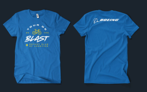 2018 Blue Shirt Sample Image